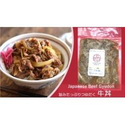 Thịt bò xào sốt gyudon 150g