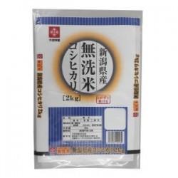 新潟産コシヒカリ (2㎏)※無洗米