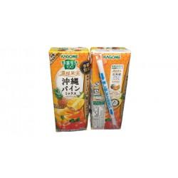 カゴメジュース( パイナップル 味)